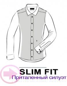 Приталенные - (Slim Fit)