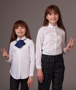 Блузки для девочек